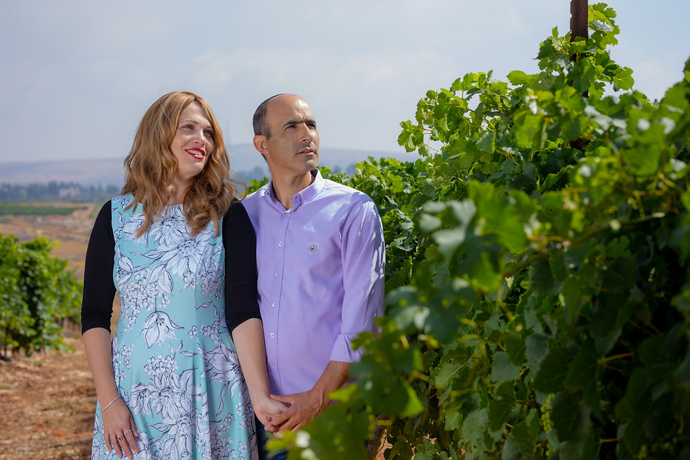 Tura winery - A winery from the ancient Samaria Mountains in Israel