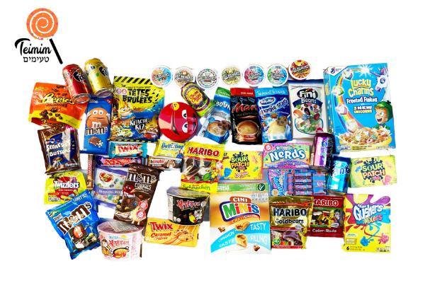 Teimim snacks