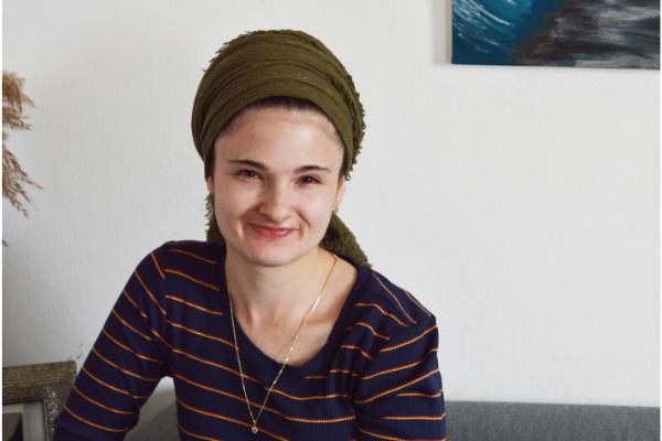 Talia, founder of Tiny & Mighty