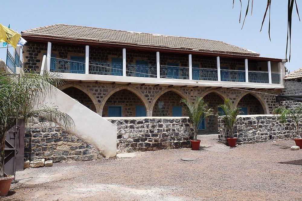 The Circassian Museum in Kfar Kama