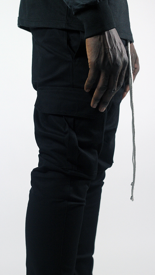 CARGO PANTS (SLIM FIT) | longlivestudios