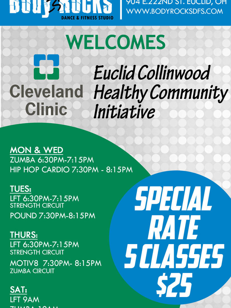 Cleveland Clinic Rate