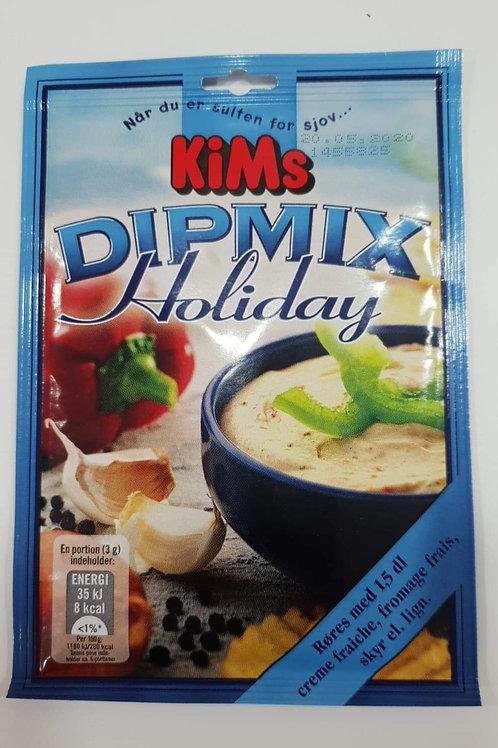 Dipmix Holiday
