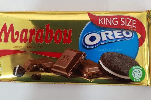 Marabou, Oreo