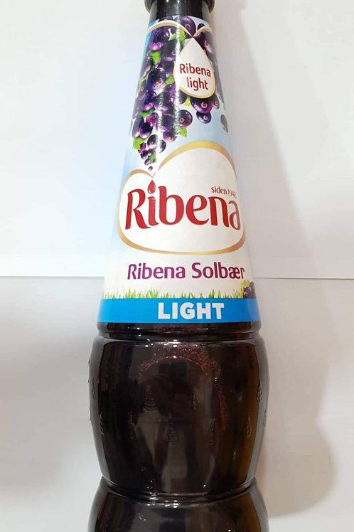 Ribena Solbær Light