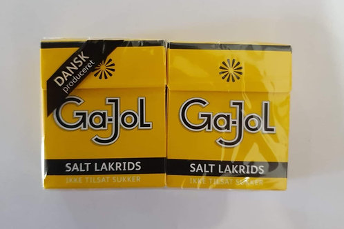 2-Pak, Gajol, Salt Lakrids
