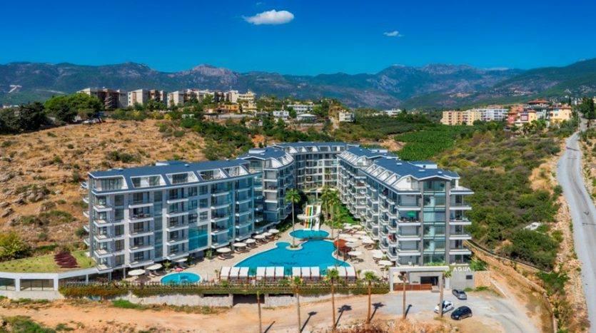 Holiday and Housing Oh La La Mosae