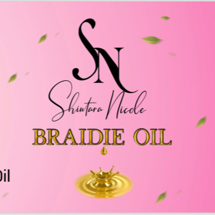 Braidie Oil (Hair Growth Oil):