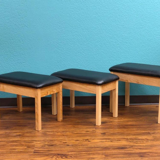 Custom Designed Benches