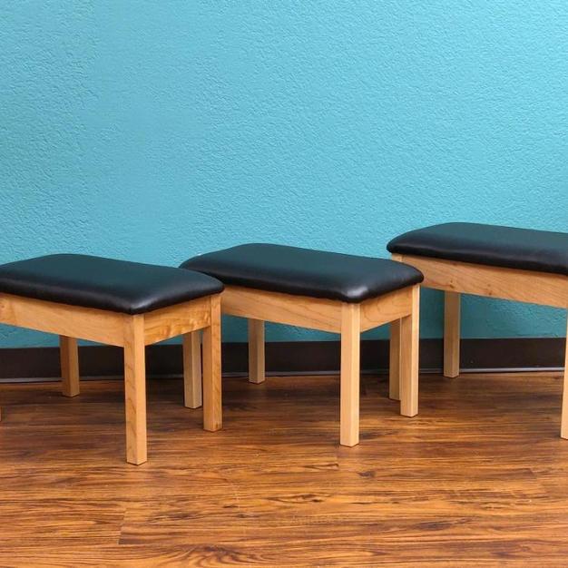 Custom Designed Benches