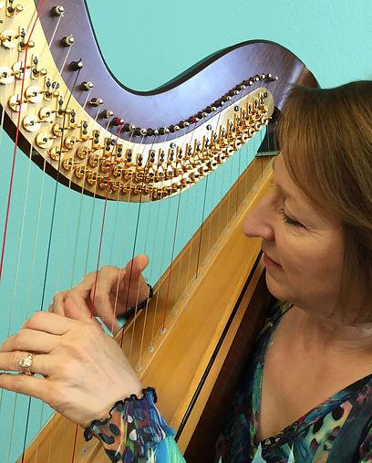 Alison with harp edit.jpg
