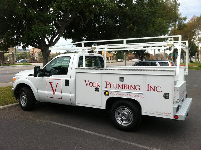 Volk Plumbing Inc