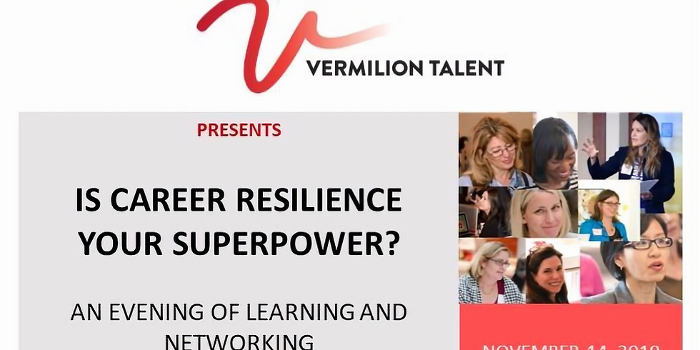 Is Career Resilience Your Superpower?