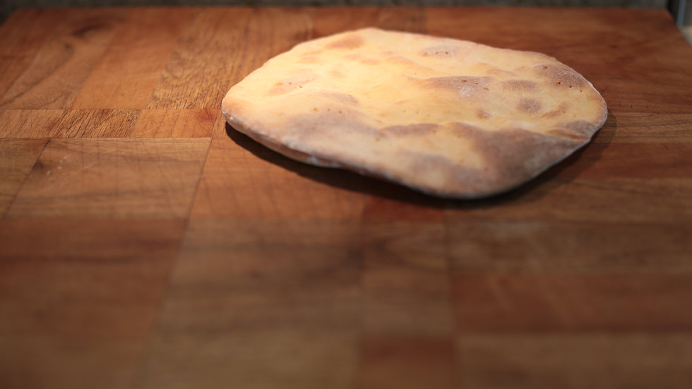 Flatbreads Cooking Class - 6/27/20