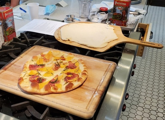 Flatbreads 2 Cooking Class - 9/02/20