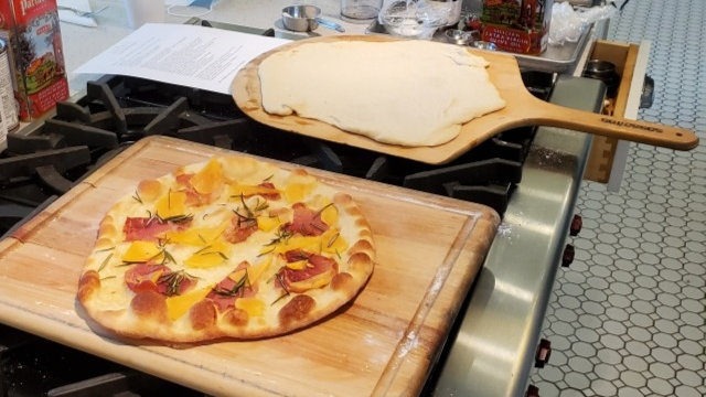 Flatbreads 2 Cooking Class - 8/19/20