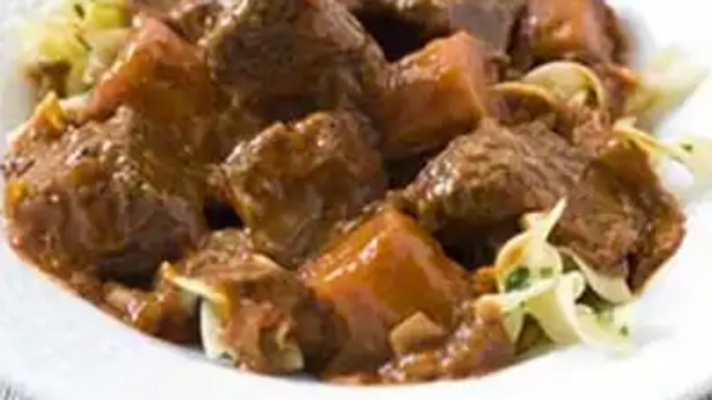 Hungarian Beef Stew - 10/17/20