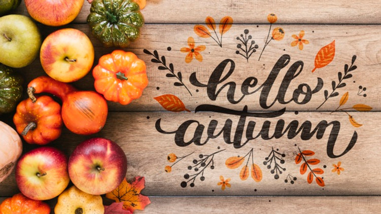 Autumn Fruits & Vegetables - October Cooking Class