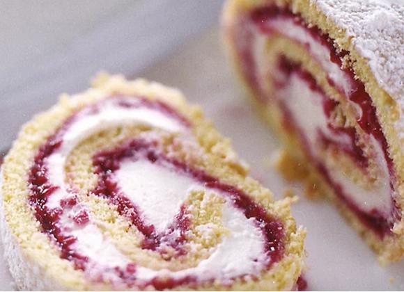 Baking Grandma Anna's Jelly Roll - 9/26/20