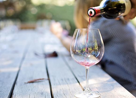 Wine Tasting Event - Oct 3rd