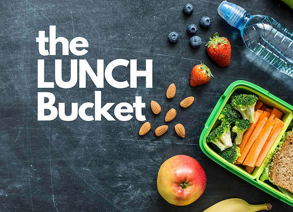 The Lunch Bucket Cooking Class -8/29/20
