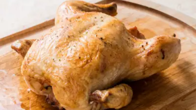 Roasting a Chicken Cooking Class - 10/03/20