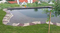 купальный пруд Званка