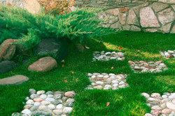 камушки декор