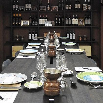 Unik Italiensk Vinmiddag - Fredag 06. november kl. 18:00