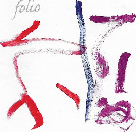 Folio: Music for Guitar Alone - CD