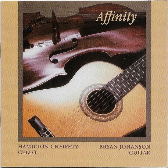 Affinity - CD