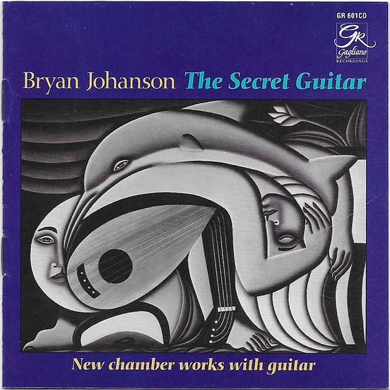 The Secret Guitar - CD