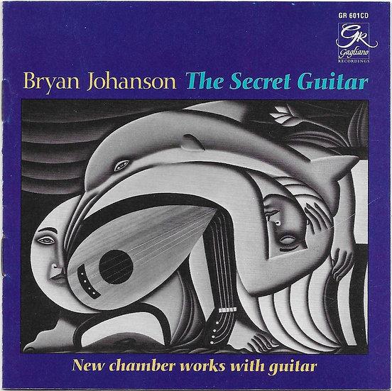 The Secret Guitar - CD