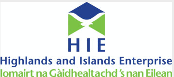 Thanks Highlands and Islands Enterprises
