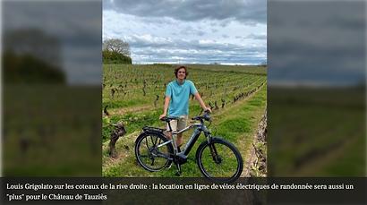 location de vélo gaillac en roue libre gaillac