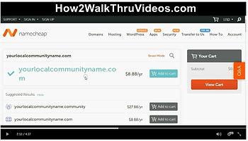 Make Money with Community Domains photo.