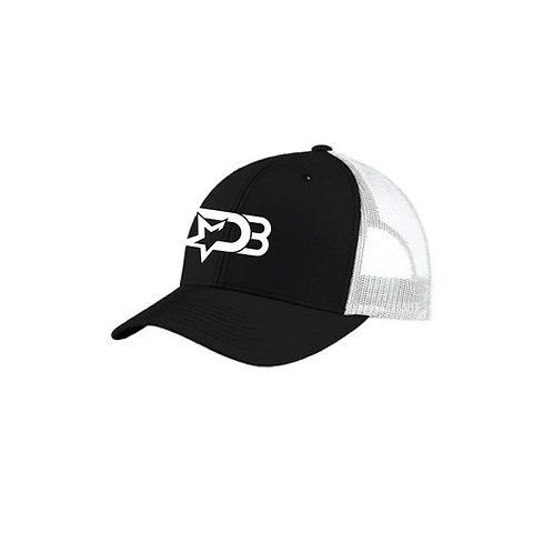 Curved Trucker Hat (3D)