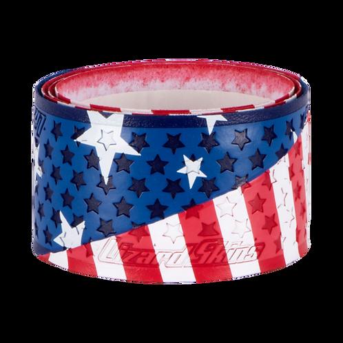 American Flag Lizard Skin