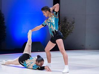 Seletiva para Gymnasiade 2016