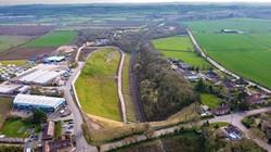 Harbury Railway Cutting