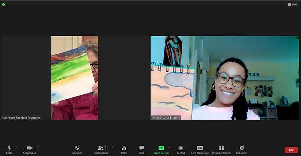 Enid & Melanie, Canvas Painting.png