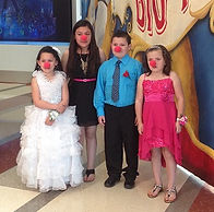 Riley Children's Hospita Center Prom