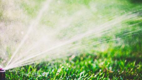 Restrições do uso de água fora de casa na Região de Waterloo