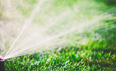 Water Sprinkler irrigation installation in Union City CA