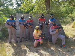 Paintball Marseille Aubagne La Ciota