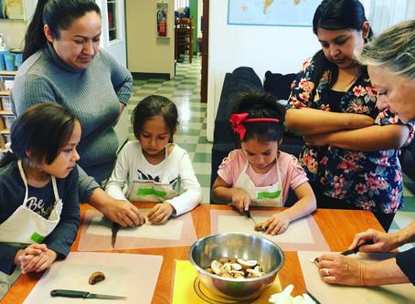 Local Food to Nourish Generations