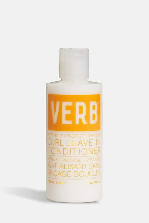 Verb's Curly Leave-In Conditioner 177ml