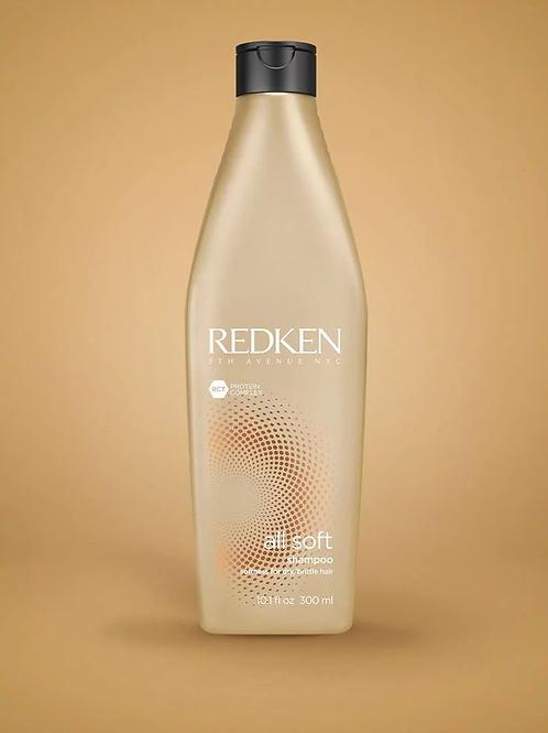Redken's All Soft Shampoo 300ml