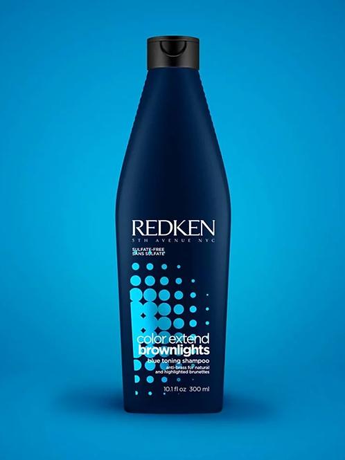 Redken's Color Extend Brownlights Shampoo 300ml