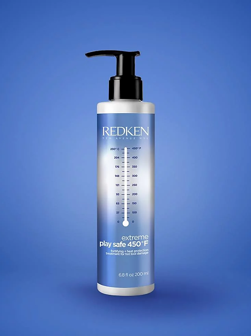 Redken's Extreme Play Safe Heat Protectant 200ml